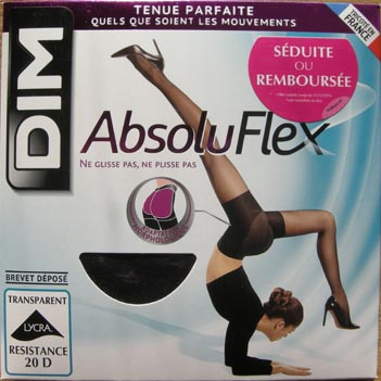collant dim absoluflex