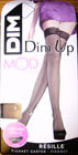 collant dim Dim Up mod résille