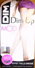 collant dim Dim Up mod tulle brodé