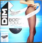 collant dim body touch effet nu