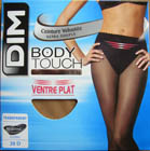 collant dim body touch ventre plat