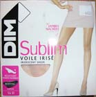 collant dim sublim voile irise