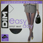 collant dim easy day effet mat