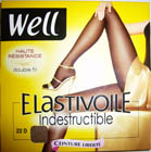 collant legging bas well Elastivoile indestrcutible