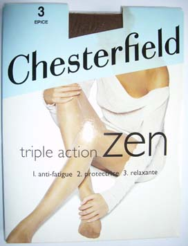 collant legging bas chesterfield Triple action zen 3040529087479