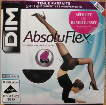 collant bas dim absoluflex 3610860791351