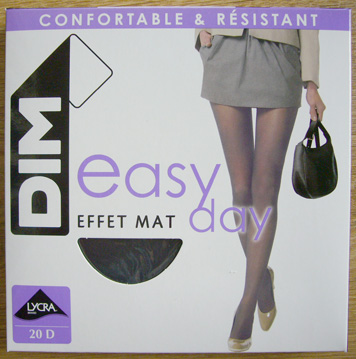 collant bas dim Easy day Effet mat