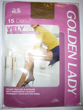 collant bas Golden Lady Vely 15