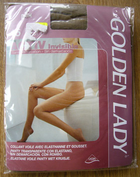 collant bas Golden Lady Activ invisible