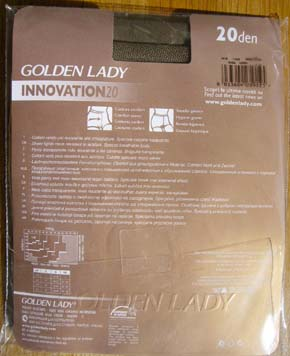 collant bas Golden Lady Innovation 20